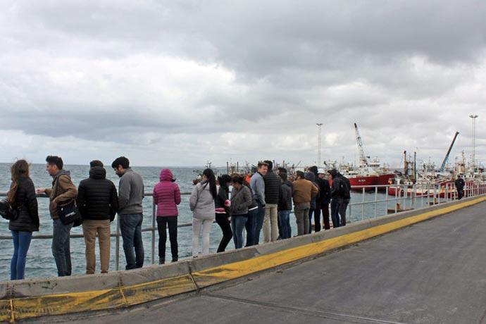 Revista Puerto - Encuentro de ingenieros portuarios 06