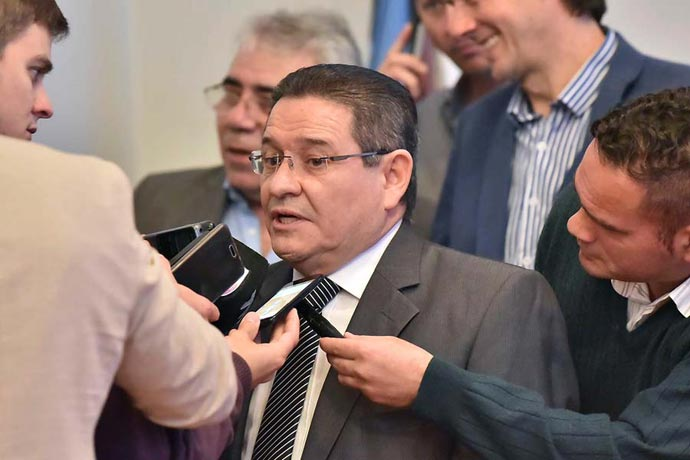 Sotomayor asumiría en la Secretaría de Pesca de Chubut