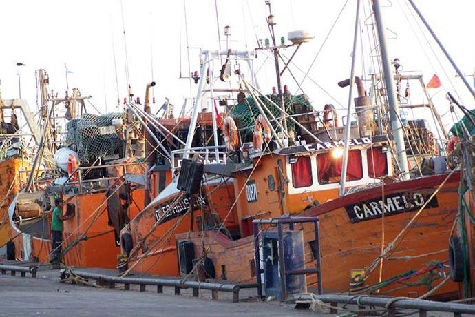 Revista Puerto - Flota amarilla de Chubut