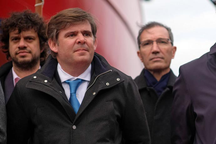 Cayo Largo pidió la revocatoria de la suspensión del María Gloria