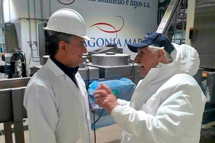 Revista Puerto - Mauricio Macri con Antonio Solimeno 02