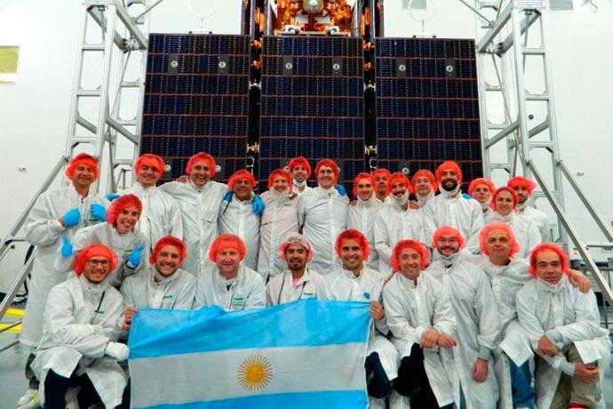El nuevo satélite argentino permitirá monitorear la pesca ilegal