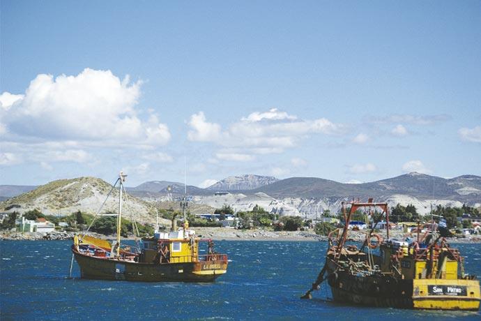 Proponen ley de pesca artesanal para Caleta Córdova