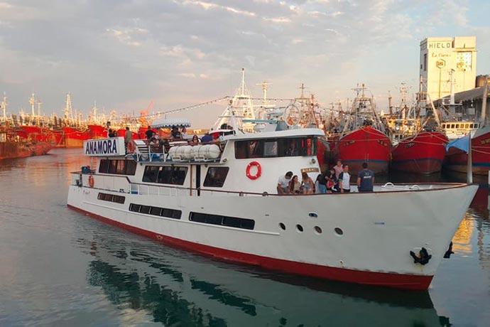 Revista Puerto - Crucero Anamora