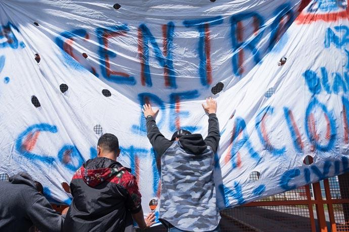 Revista Puerto - Protesta eventuales de la estiba MdP 02