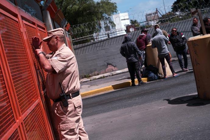 Revista Puerto - Protesta eventuales de la estiba MdP 07