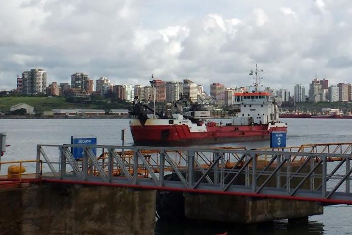 Prácticos destacan el dragado en Mar del Plata