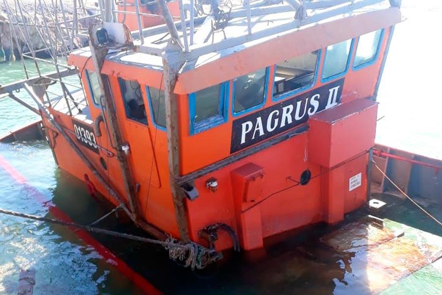 Revista Puerto - BP Pagrus II