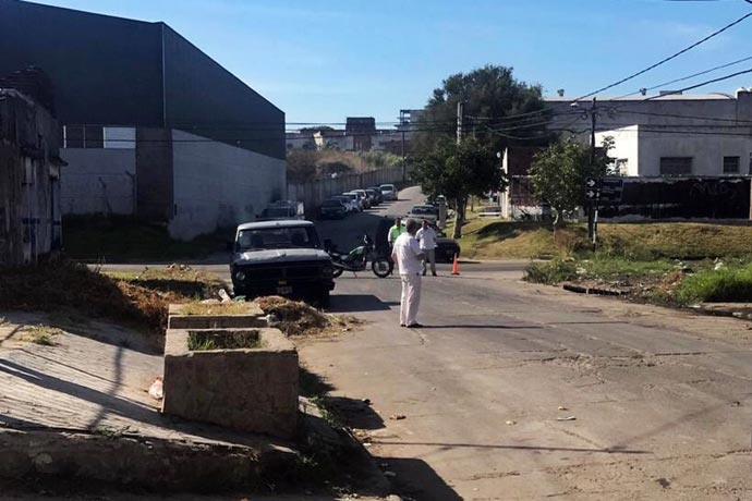 Revista Puerto - Clausuran planta pesquera clandestina en Mar del Plata 01