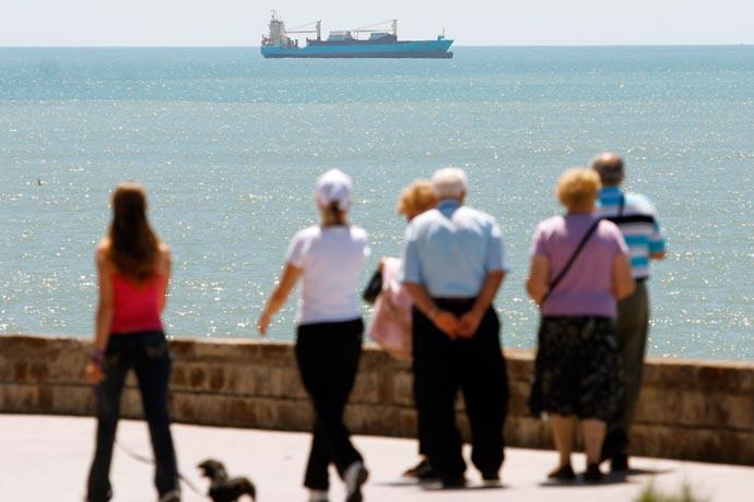Revista Puerto - Comercio exterior 01
