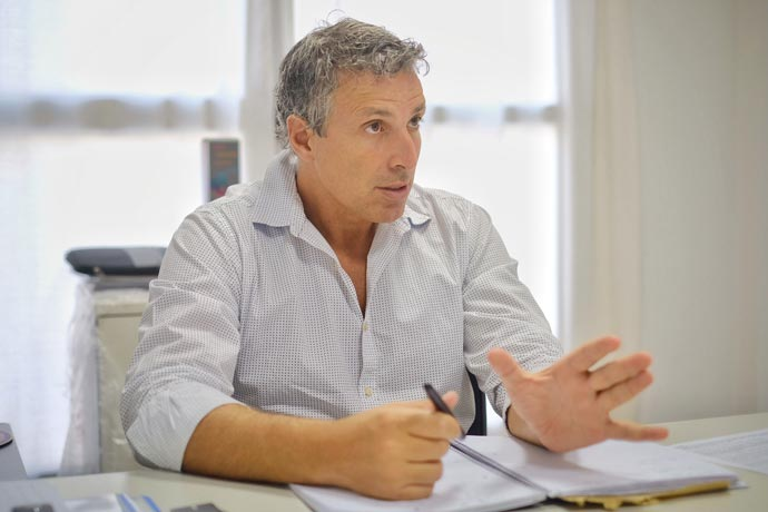 Revista Puerto - Damian Santos presidente de CAPIP 01