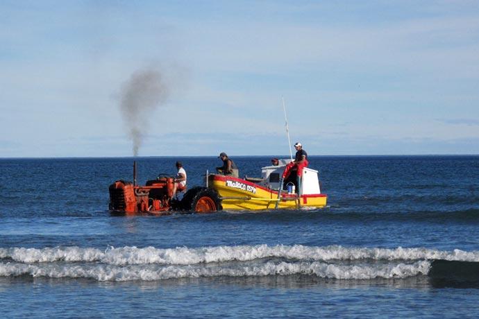 Revista Puerto - Pesca artesanal en Rio Negro 01
