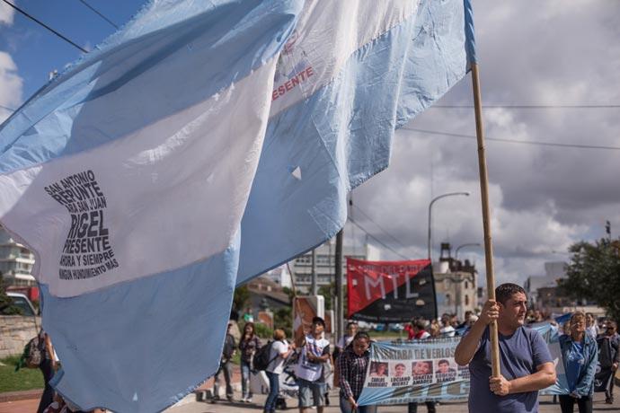 Revista Puerto - 9 meses del naufracio del Rigel 11