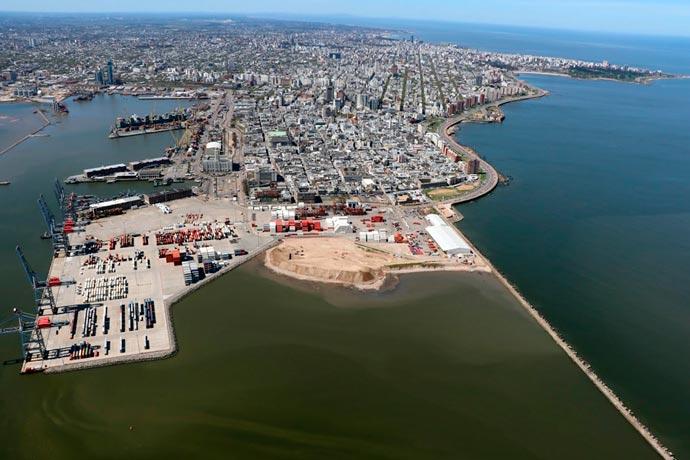 China está cerca de tener su puerto uruguayo