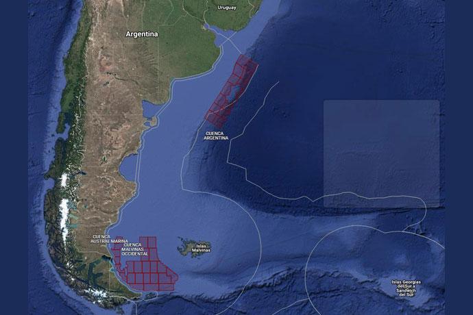 Revista Puerto - Areas a prospectar para offshore