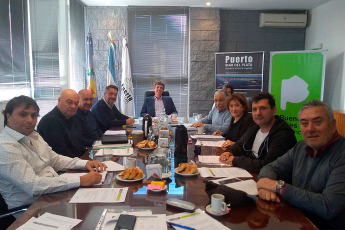 Revista Puerto - Consorcio Portuario Regional - nuevo Directorio