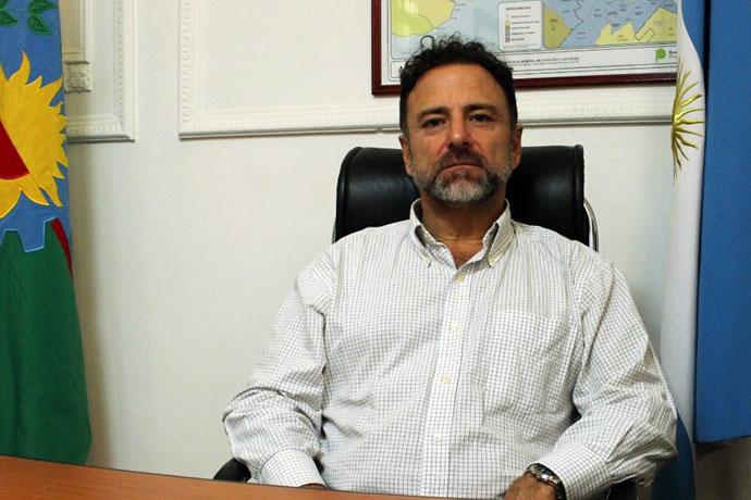 Revista Puerto - Marcelo Gentili nuevo director de Puertos bonaerense