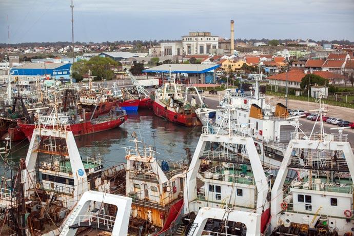 Revista Puerto - CFP - justificacion de inactividad de la flota