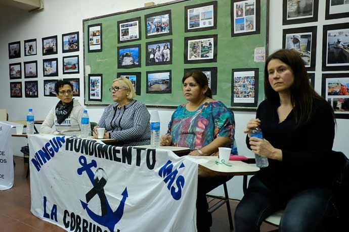 Revista Puerto - Charla en la UNMdP - Repunte 01