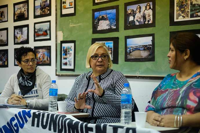 Revista Puerto - Charla en la UNMdP - Repunte 03