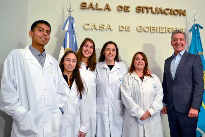 Revista Puerto - Cultivo de erizos de mar en Chubut 01