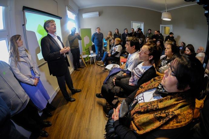 Revista Puerto - Inauguran el CAPP en el puerto de Mar del Plata - 01