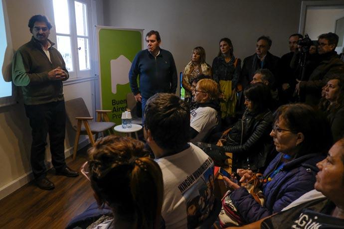 Revista Puerto - Inauguran el CAPP en el puerto de Mar del Plata - 04
