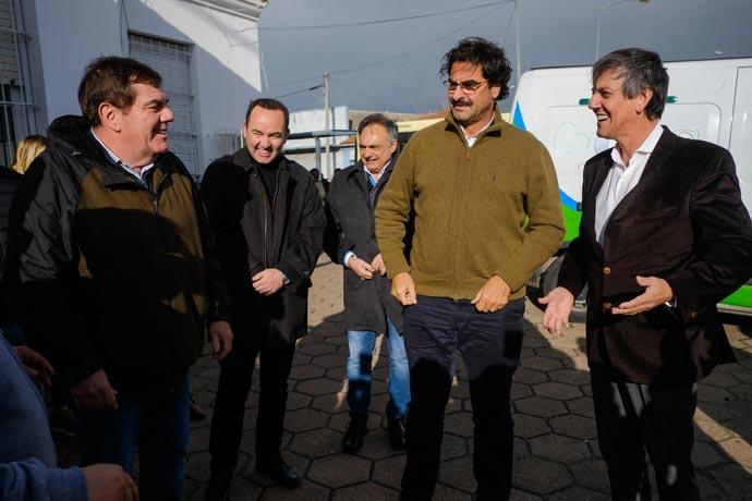 Revista Puerto - Inauguran el CAPP en el puerto de Mar del Plata - 06