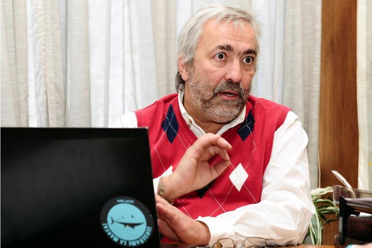 Revista Puerto - Andres Domingo director DINARA Uruguay