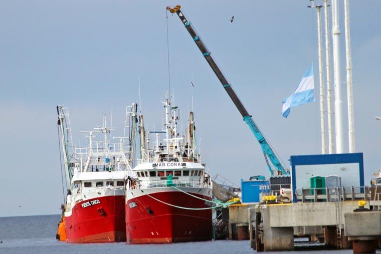 Tripulante falleció a bordo del pesquero Mar Coral