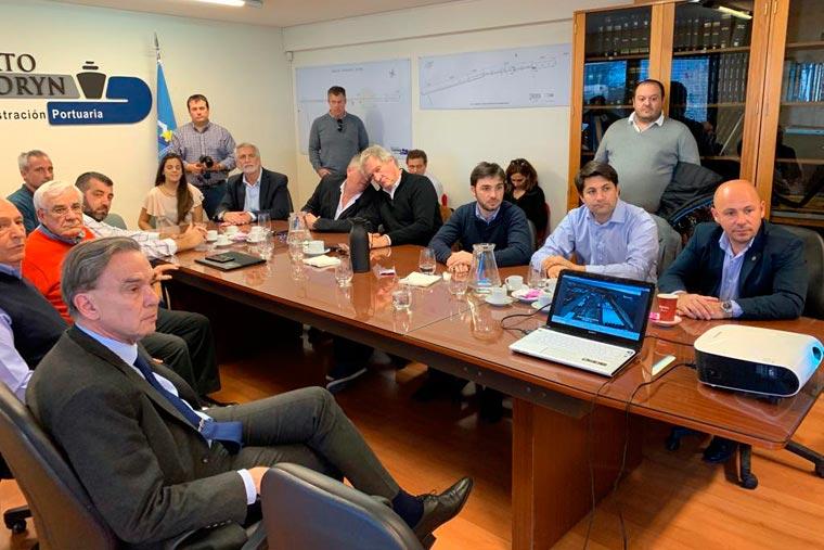 Revista Puerto - Pichetto en Madryn - 02