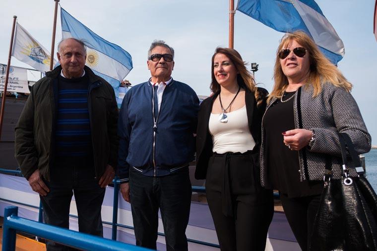 Revista Puerto - Botadura del BP Padrino en Astillero Contessi - 02