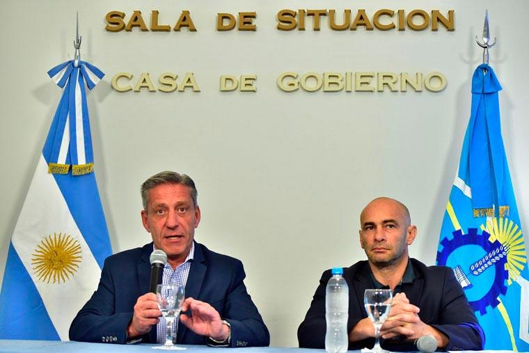 Revista Puerto - Chubut - Mariano Arcioni y Federico Massoni