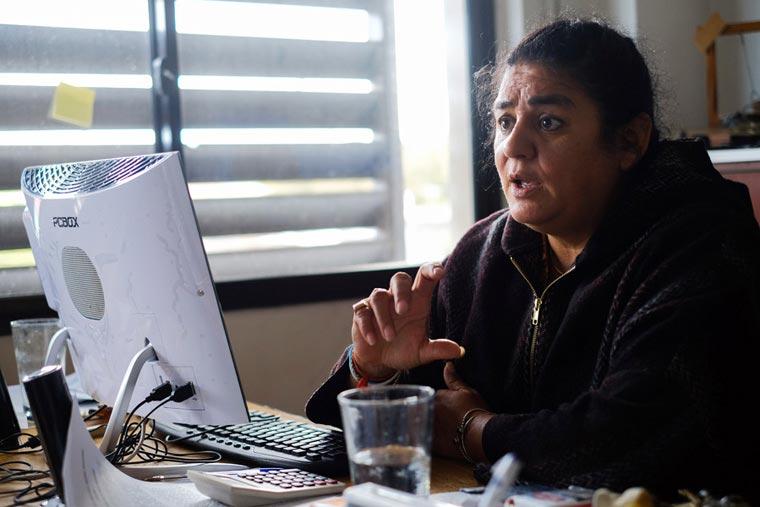 Revista Puerto - Cristina Ledesma - SOIP