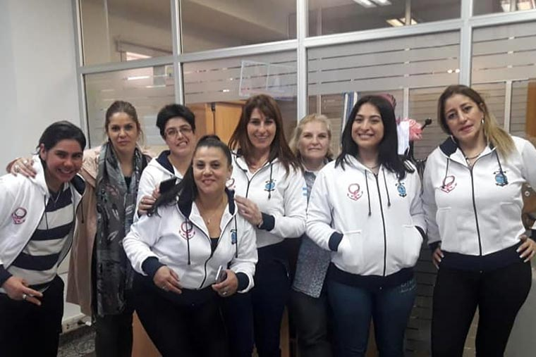 Revista Puerto - SOMU - Mujeres marineras