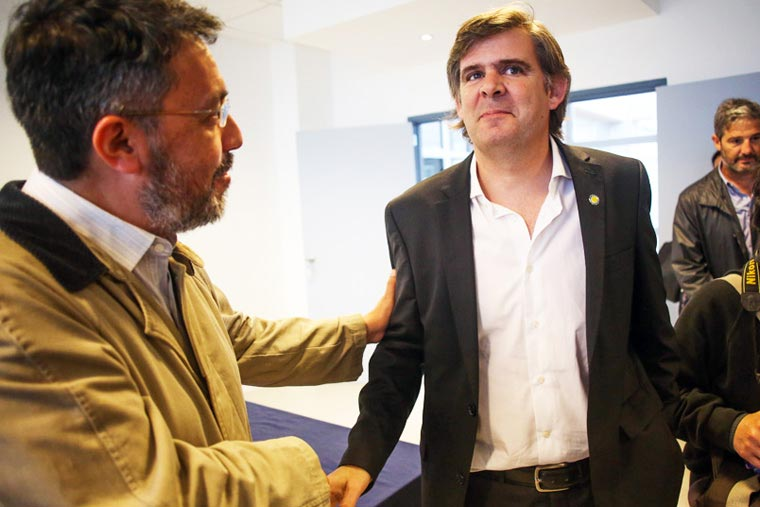 Revista Puerto - Subsecretario de Pesca Juan Manuel Bosch - 02