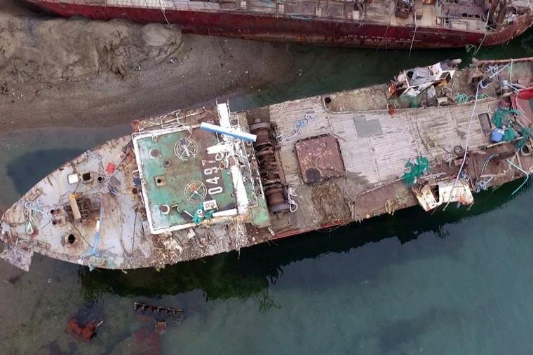 Revista Puerto - Desguace del BP Codepeca I - 03