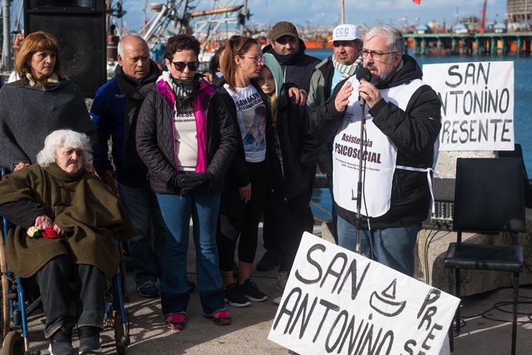 Revista Puerto - Tercer aniversario naufragio del San Antonino - 07