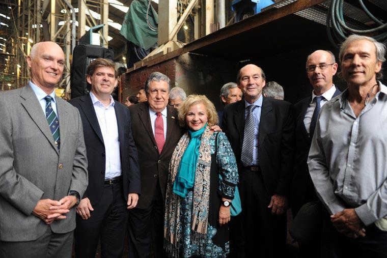 Revista Puerto - Botadura en Vigo del BIP Mar Argentino - 04
