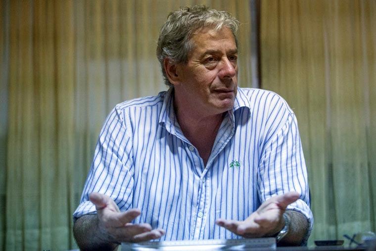 Revista Puerto - Enrique Godoy presidente de FINA - 02