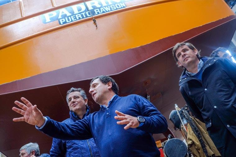Revista Puerto - Etchevehere y Bosch en Mar del Plata - 02