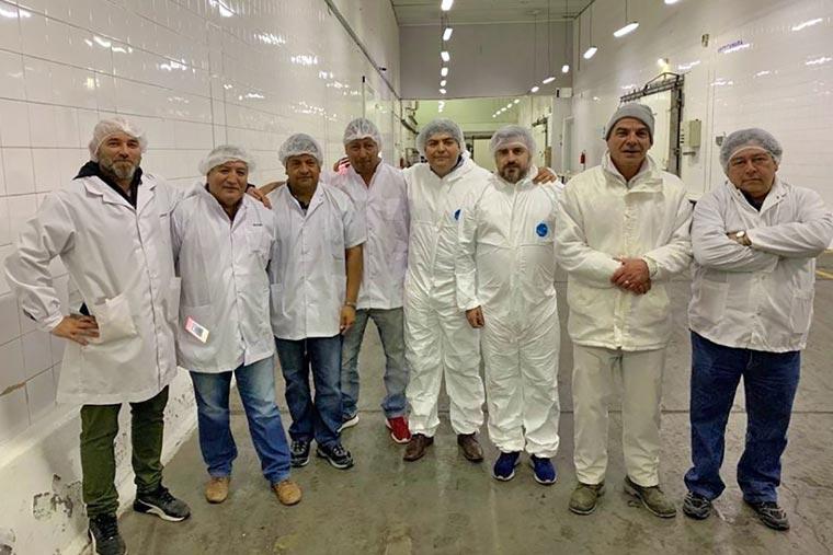 Revista Puerto - Fabio Cambareri en la planta de Ecoprom