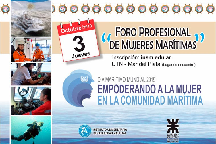 Revista Puerto - Foro profesional de mujeres maritimas