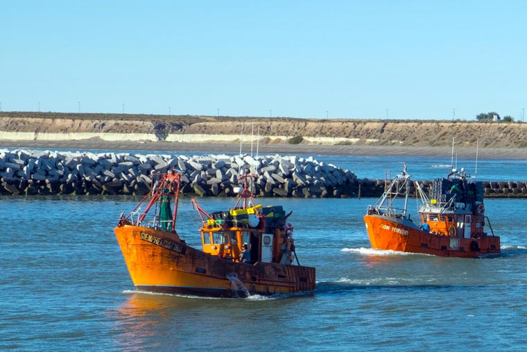Inician nueva prospección en aguas de Chubut