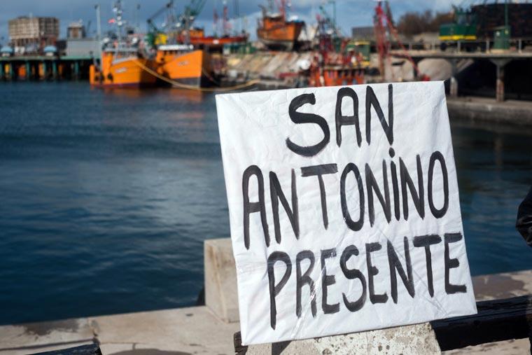 Por qué el juez Inchausti calificó el naufragio del San Antonino como abandono de persona