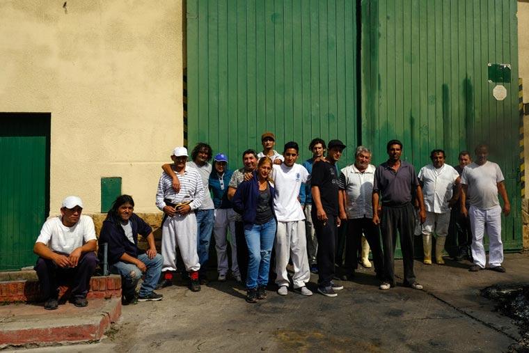 Revista Puerto - Trabajadores de Loba Pesquera