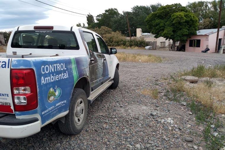 Revista Puerto - Inspeccionan efluentes de planta pesquera en Rawson - 02