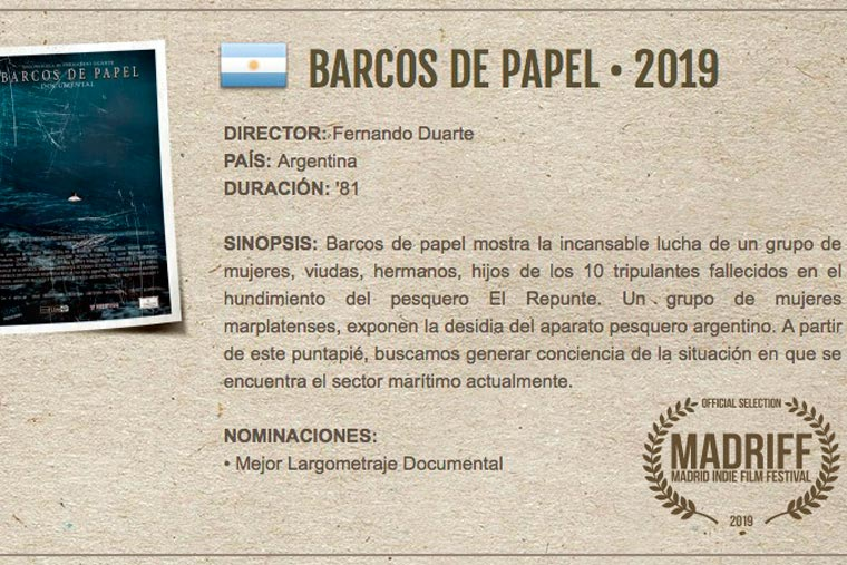 Revista Puerto - Repunte - Presentan documental Barcos de Papel - 08