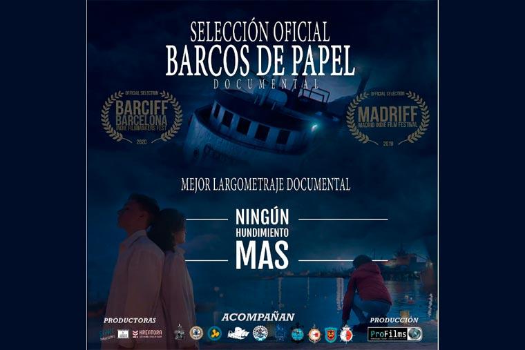 Revista Puerto - Repunte - Presentan documental Barcos de Papel - 09