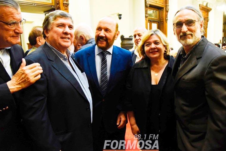 Con Luis Basterra en Agroindustria, Carlos Liberman iría a Pesca